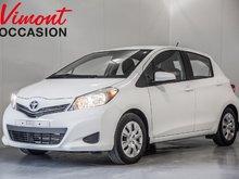 2014 Toyota Yaris LE+A/C+GR ELEC+BLUETOOTH