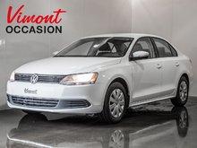 2014 Volkswagen Jetta Sedan TRENDLINE  GR ÉLEC COMPLET SIÈGES CHAUFFANTS