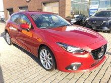 2015 Mazda Mazda3 Sport GT-SKY - CERTIFIED PRE-OWNED!