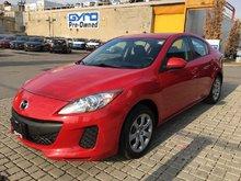 2013 Mazda Mazda3 GX 4dr Auto - **Bi-Weekly Payment $95.16**