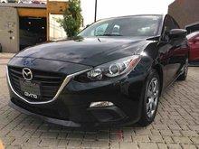 2015 Mazda Mazda3 GX-AUTOMATIC, SKY-ACTIVE, ACCIDENT FREE