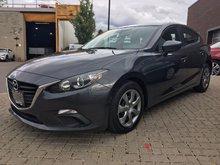 2015 Mazda Mazda3 Sport MANUAL, GX, SKY-ACTIV!!!
