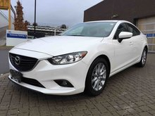 2015 Mazda Mazda6 GS, LEATHER SEATS, CRUISE CONTROL