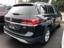 2018 Volkswagen Atlas Comfortline 4Motion Auto
