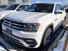 2019 Volkswagen Atlas Execline V6 4Motion w/ R-Line Pkg.