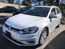 2019 Volkswagen Golf wagon Highline 4Motion Auto w/ Drivers Assist Pkg.
