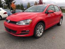 2015 Volkswagen Golf TDI Comfortline Auto