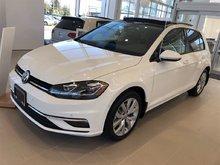 2018 Volkswagen Golf Highline Auto w/ Driver Assistance & Light Pkg.