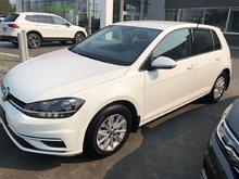 2018 Volkswagen Golf Trendline Auto