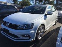 2017 Volkswagen Jetta AUTOBAHN 2.0 TSI 210HP 6SP DSG AUTO TIPTRONIC