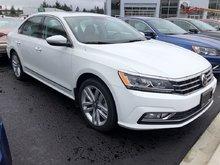 2017 Volkswagen Passat Highline Auto
