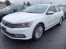 2017 Volkswagen Passat Comfortline Auto w/ Driver Assist & Navigation