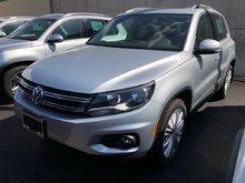 2017 Volkswagen Tiguan Comfortline 4Motion Auto
