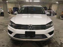 2016 Volkswagen Touareg Sportline V6 w/ Outdoors Pkg.