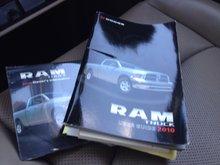 2010 Dodge RAM 1500 LARAMIE..$219 B/W LEATHER..GPS/ NAV..POWER ROOF..HEATED SEATS & STEERING WHEEL!!