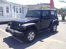 2014 Jeep Wrangler Sport- $208 B/W