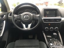 2016 Mazda CX-5 GS AWD at One Owner..Local Trade..AWD..Auto..Moonroof..Heated Seats..Backup Cam..Bluetooth..Alloys..Fog Lights