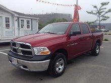 2012 Ram 1500 ST- $195 B/W