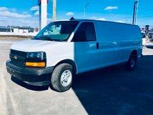 Chevrolet Express Cargo Van SAVANA 2500 VAN 2018