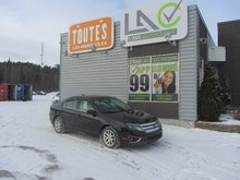 Ford Fusion SEL 2011