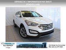 Hyundai Santa Fe LIMITED SPORT AWD CUIR TOITTURBO 2013