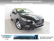 Mazda Mazda3 GX CAMERA DE RECUL!! 2016