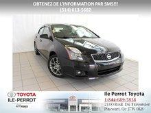Nissan Sentra SE-R, AUTO, BLUETOOTH, MAGS, SIÈGES CHAUFFANTS 2012
