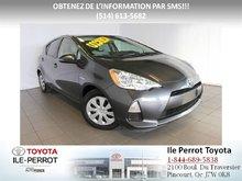 Toyota Prius C A/C, GRP.ÉLEC, CRUISE CONTROL, BAS KILO! 2013