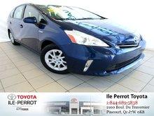 Toyota Prius v A/C, BLUETOOTH, CAMÉRA DE RECUL, GRP.ÉLEC, AUCUN A 2012