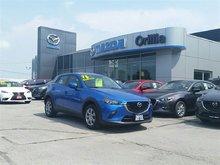 2016 Mazda CX-3 GX-FWD