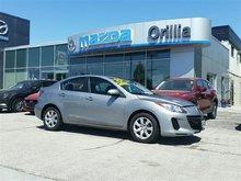 2013 Mazda Mazda3 HEATED SEATS