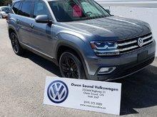 2018 Volkswagen Atlas Highline 3.6L 8sp 4Motion - $298.08 BiWeekly*