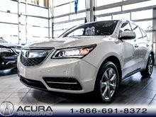 Acura MDX Elite Pkg 2015