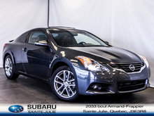 2012 Nissan Altima 3.5 SR Cuir Toit ouvrant