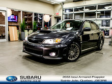 2014 Subaru Impreza Sedan WRX