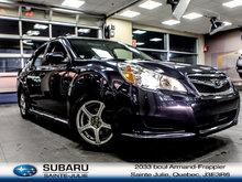 Subaru Legacy 2.5i CVT SPORT AWD 2010