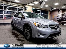 Subaru XV Crosstrek 2.0i CVT SPORT AWD 2014