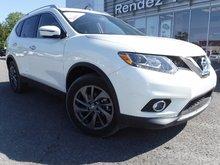 2016 Nissan Rogue AWD SL AWD**GPS**CUIR**BOSE**Brand NEW**