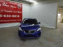 Nissan Sentra SR 2013
