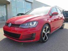 Volkswagen Golf GTI Autobahn Autobahn 2015
