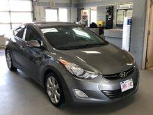 Hyundai Elantra Limited w/Navi 2013