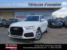 2016 Audi Q3 *****Technik+GPS