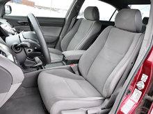 2008 Honda Civic Sdn DX-G AC/CRUISE CONTROL