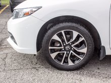 Honda Civic Sdn *****EX 2013 CAMERA DE RECUL, TOIT OUVRANT, MANUELLE