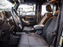 Jeep Wrangler Unlimited UNLIMITED SAHARA 2011 IMPECCABLE/DEMARREUR A DISTANCE/PNEU TOUT TERRAIN NEUF