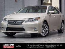 2015 Lexus ES 350 TECHNOLOGIE; AUDIO TOIT PANO GPS
