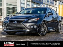 2016 Lexus ES 350 TOURING!! PNEUS D'HIVER INSTALLES! CERTIFIE!! CERTIFIED! VEHICLE LIKE NEW! 9400KM ONLY! VERY CLEAN, READY FOR THE WINTER! WINTER TIRES INCLUDED!