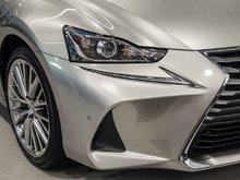 2017 Lexus IS 300 LUXE AWD; CUIR TOIT GPS LSS+