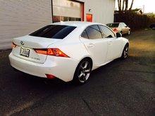2014 Lexus IS 350 AWD LUXE