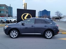 Lexus RX 350 TOURING +NAVIGATION 2011